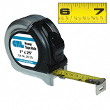 25 Foot EasyPoint Tape Rule 1 inch Wide - CRL 54145