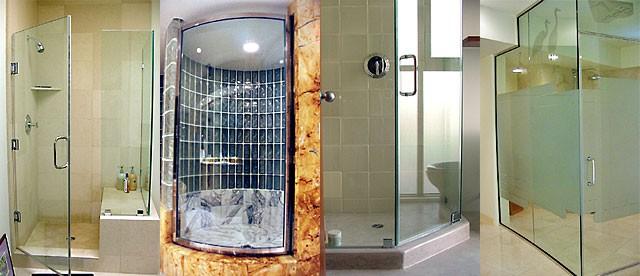 Custom Frameless Glass Shower Doors